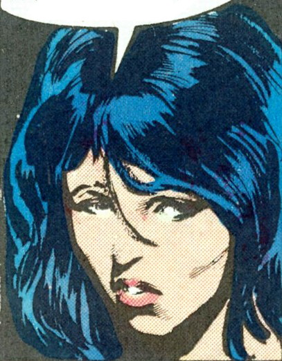 Charla Hanks (Earth-616)