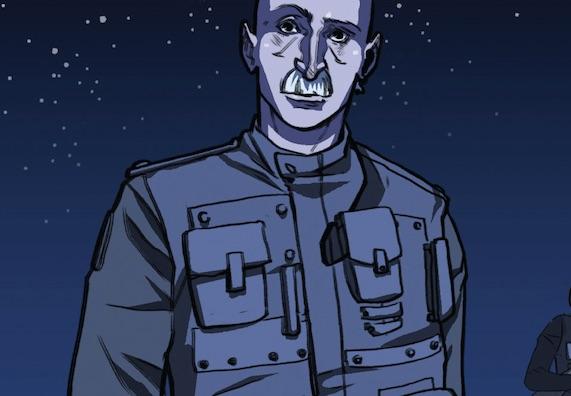 Commander Deering (Earth-616)