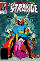 Doctor Strange, Sorcerer Supreme Vol 1 5