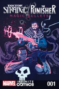 Doctor Strange Punisher Magic Bullets Infinite Comic Vol 1 1
