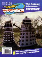 Doctor Who Magazine Vol 1 155