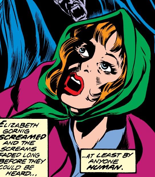 Elizabeth Gornig (Earth-616)