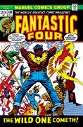 Fantastic Four Vol 1 136