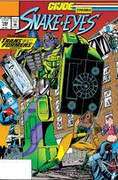 G.I. Joe A Real American Hero Vol 1 142