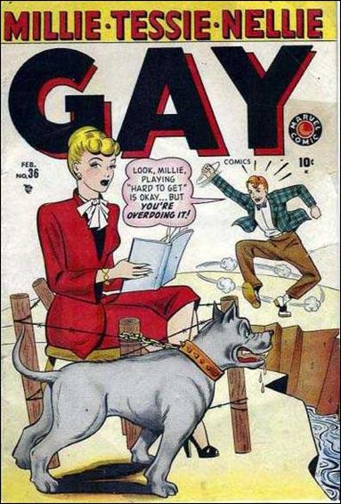 Gay Comics Vol 1 36