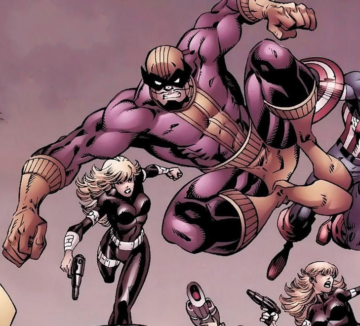 Georges Batroc (Earth-982)
