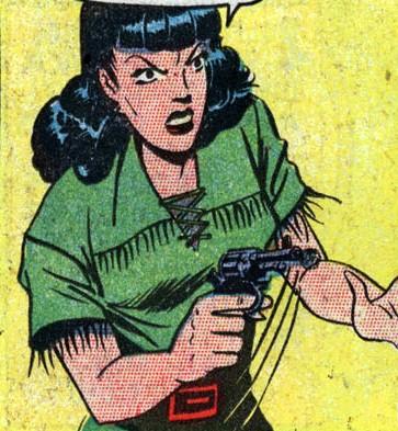 Glory Blanchard (Earth-616)