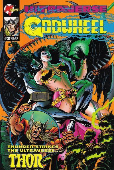 Godwheel Vol 1 3