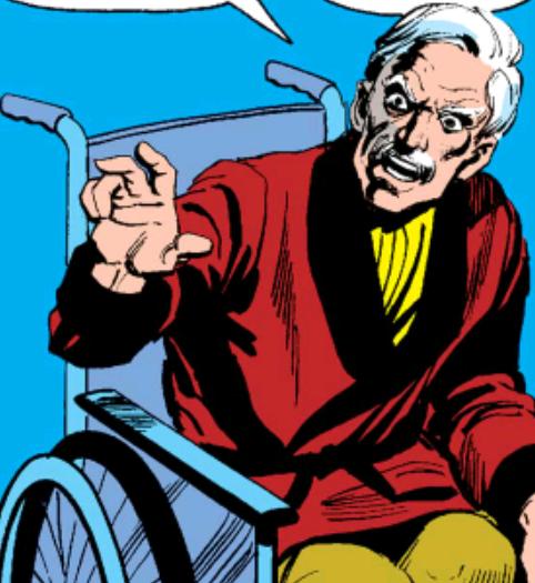 Harold Meachum (Earth-616)