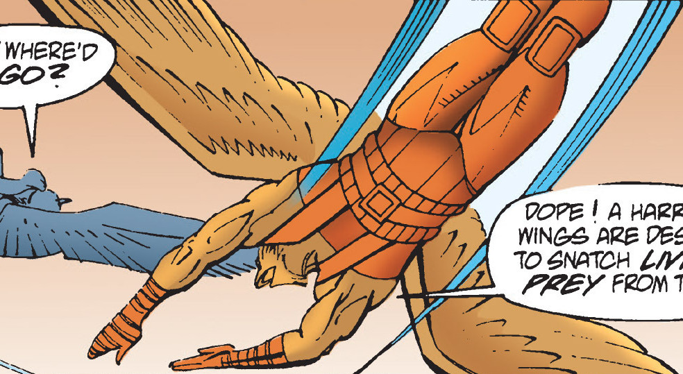 Harrier (Cult of the Jackal) (Earth-616)