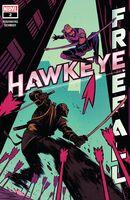 Hawkeye Freefall Vol 1 2