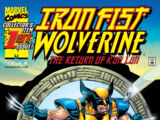 Iron Fist: Wolverine Vol 1 1