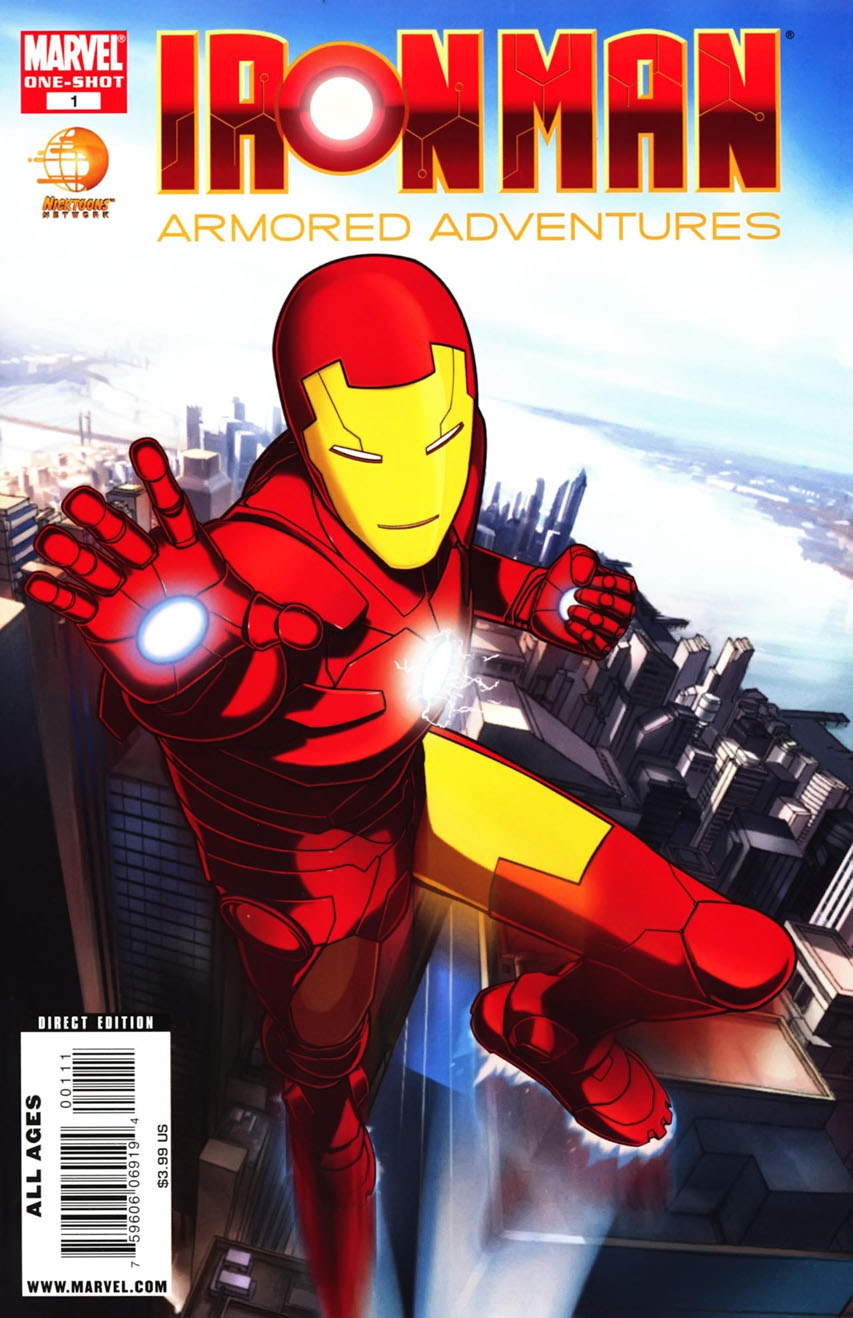 Iron Man: Armored Adventures Vol 1 1