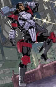 Jacob Gallows (Earth-928) from Spider-Man 2099 Vol 2 7 001.jpg