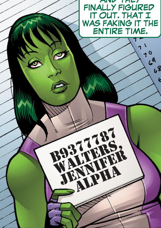 Jennifer Walters (Earth-721)