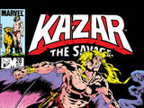 Ka-Zar the Savage Vol 1 28