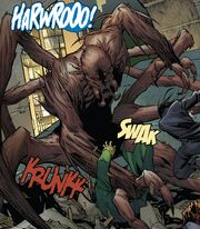 Kaine Parker (Earth-616) from Amazing Spider-Man Vol 3 13 0001.jpg