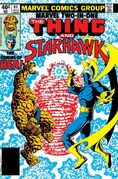 Marvel Two-In-One Vol 1 61