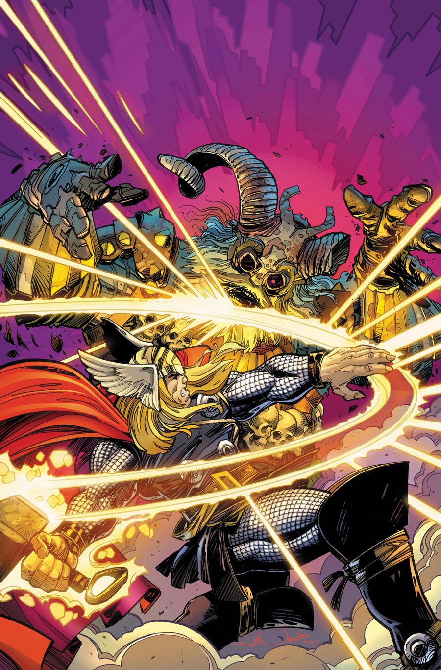 Asgard/Shi'ar War
