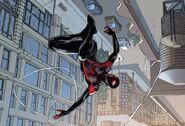 Miles Morales (Earth-1610) from Spider-Men II Vol 1 1 001