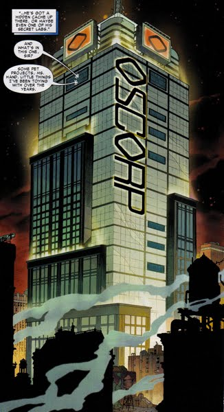 Oscorp (Earth-616)/Gallery