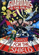 Quest for the Shield TPB