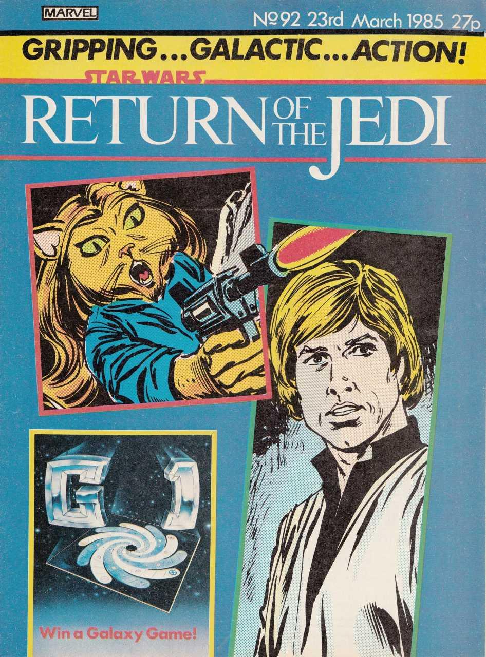 Return of the Jedi Weekly (UK) Vol 1 92