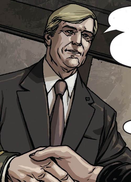 Robert Ralston (Earth-616)