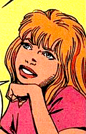 Sally Fortune (Earth-616)