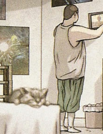 Sam (Butterball's Cat) (Earth-616)