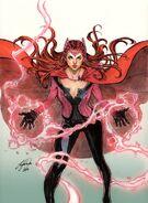 Scarlet Witch Vol 2 3 Oum Variant Textless