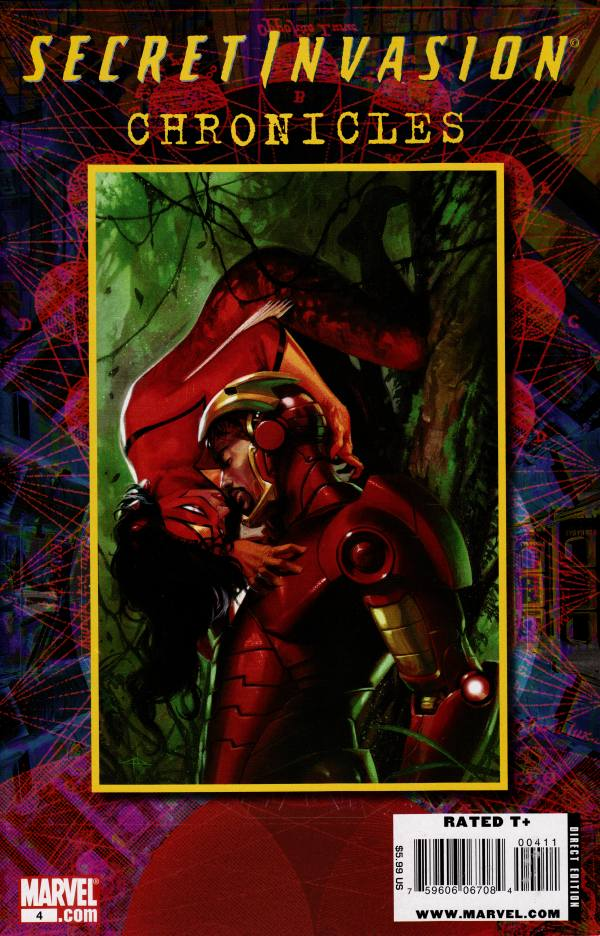 Secret Invasion Chronicles Vol 1 4