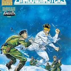 Shadowmasters Vol 1 1