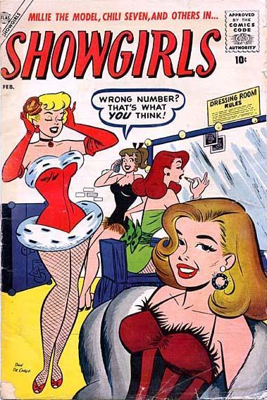 Showgirls Vol 1 4