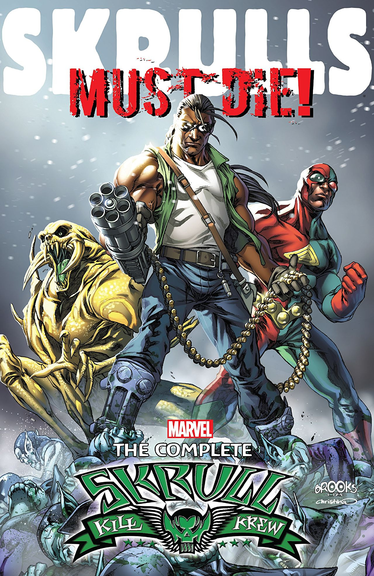 Skrulls Must Die!: The Complete Skrull Kill Krew TPB Vol 1 1