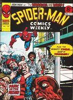 Spider-Man Comics Weekly Vol 1 135