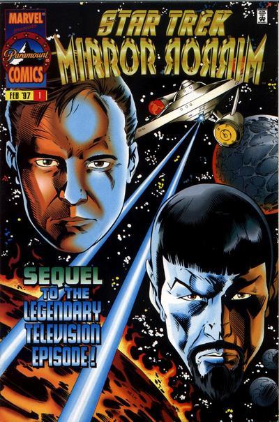 Star Trek: Mirror Mirror Vol 1 1