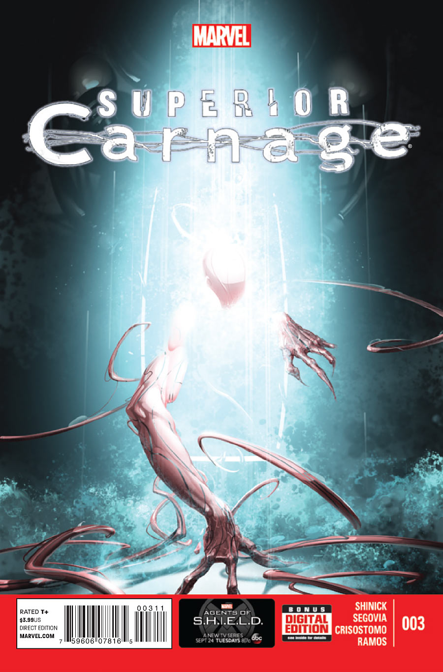 Superior Carnage Vol 1 3