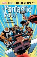 True Believers Fantastic Four by Walter Simonson Vol 1 1