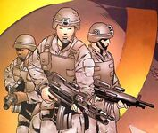 United States Army (Earth-33900)