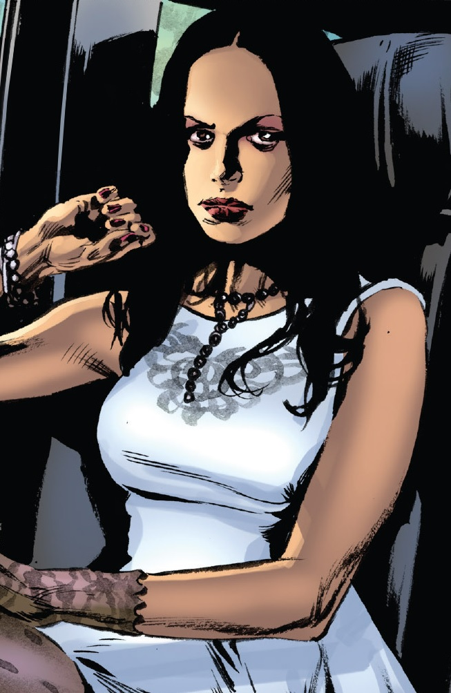 Victoria Montesi (Earth-616)