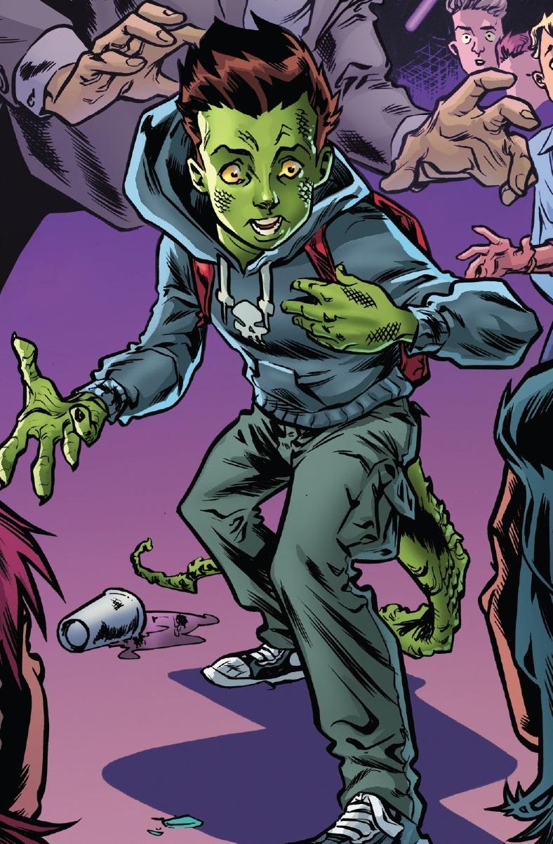 William Connors (Earth-616)