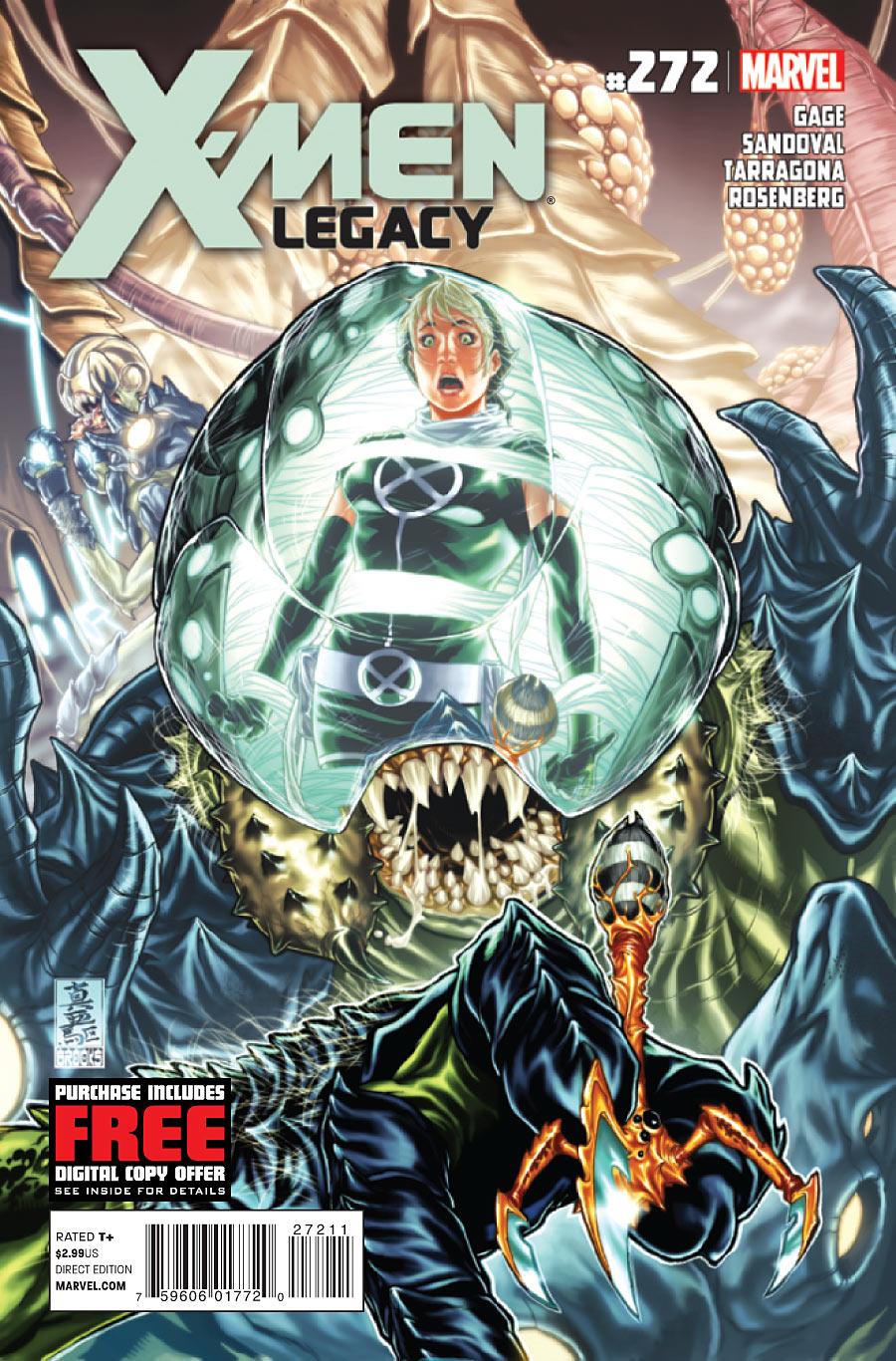 X-Men: Legacy Vol 1 272