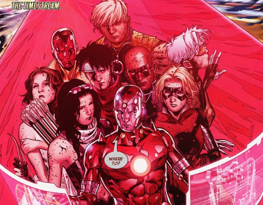 Young Avengers (Earth-616) from Avengers The Children's Crusade Vol 1 5 001.jpg