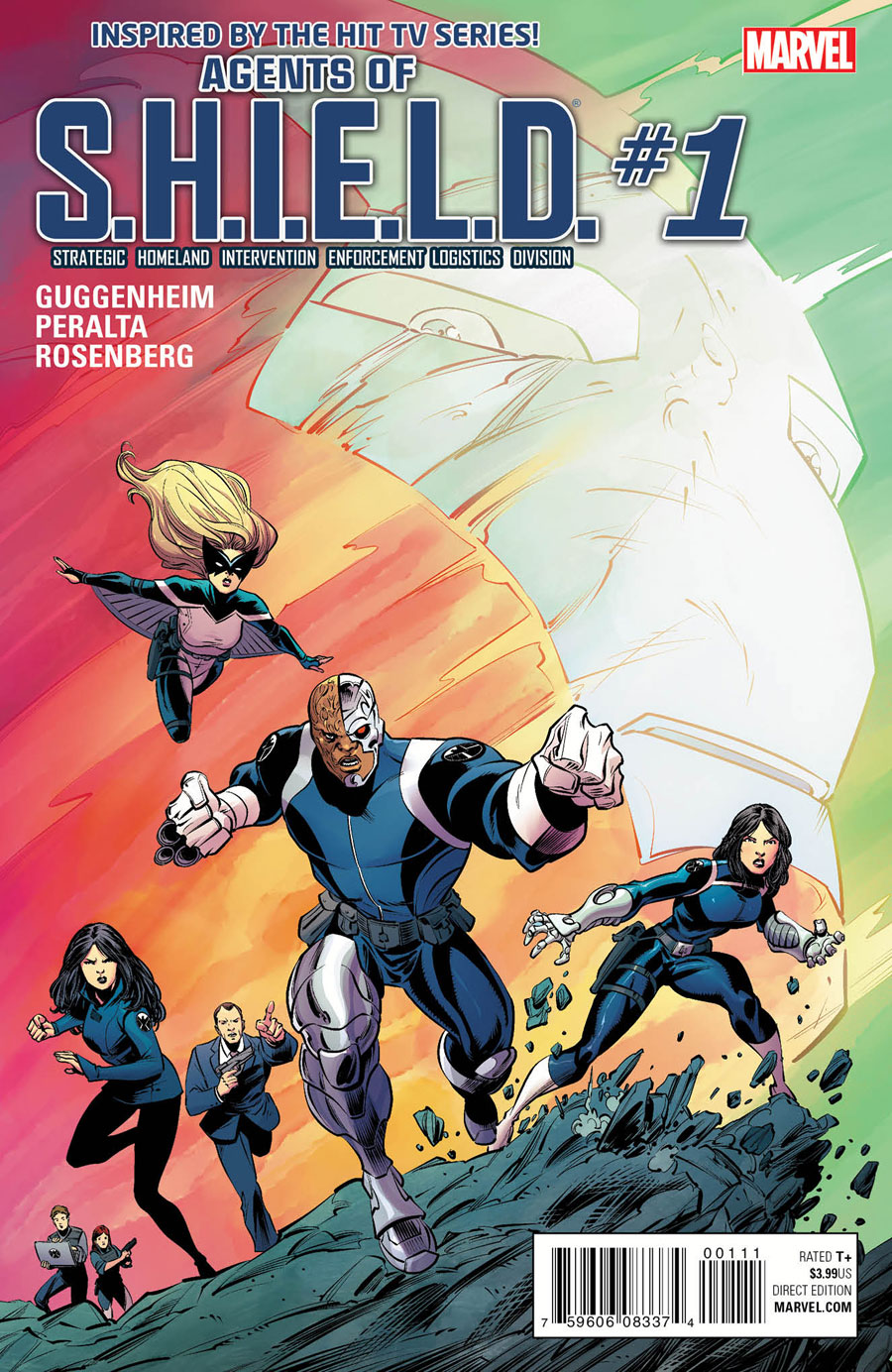 Agents of S.H.I.E.L.D. TPB Vol 1 1: The Coulson Protocols