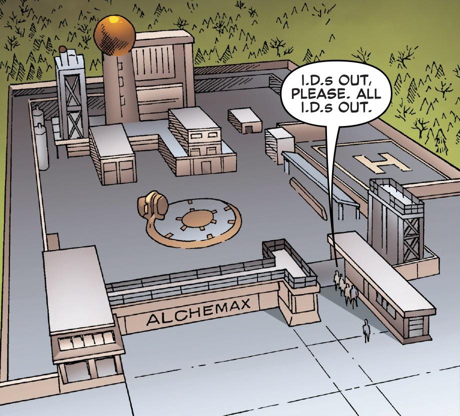 Alchemax Testing Facility