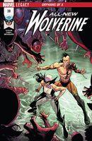All-New Wolverine Vol 1 30
