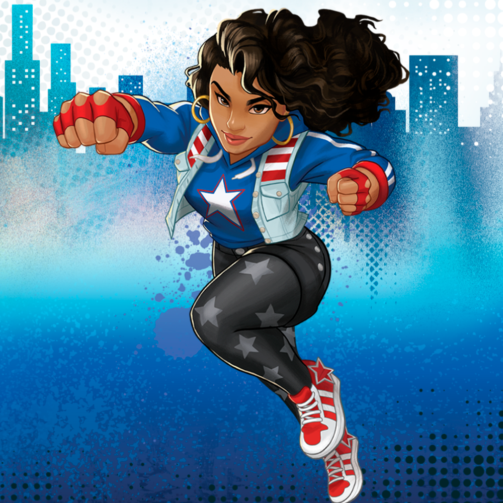 America Chavez (Earth-TRN684)