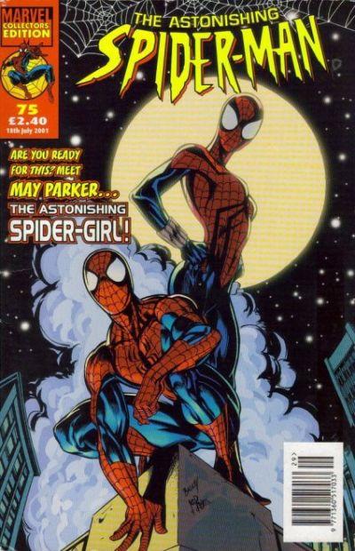 Astonishing Spider-Man Vol 1 75