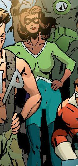 Beru Addison (Earth-616)